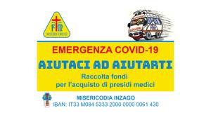 Raccolta Fondi CoVid-19